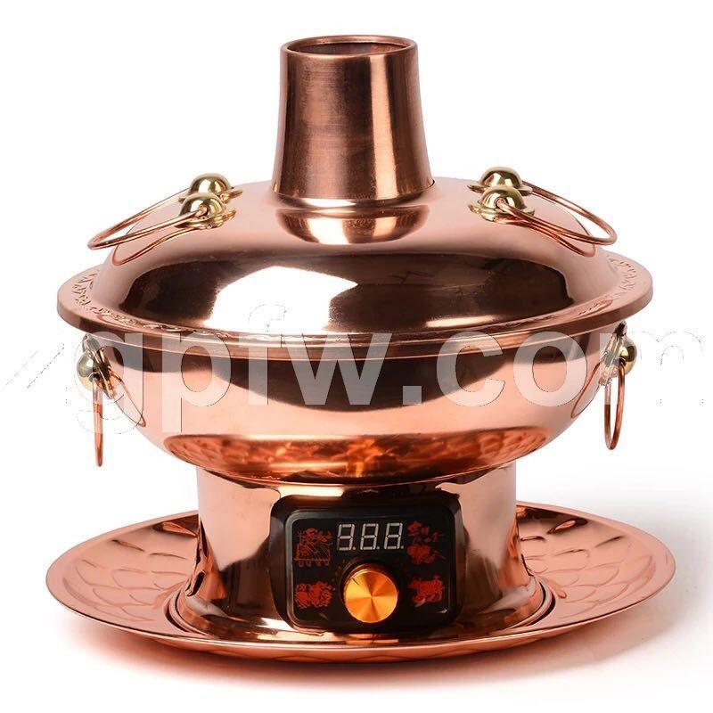 插电铜火锅
